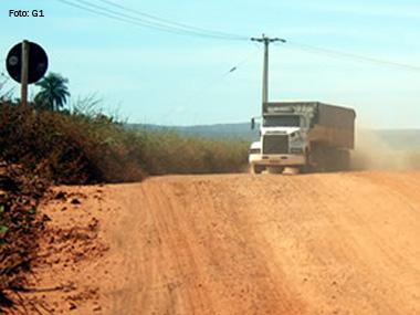 Projeto de Lei propõe isenção de pedágio para eixo suspenso em rodovias do MT