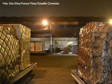 Quadrilha invade TECA de Cumbica (SP) e rouba carga avaliada em R$ 1,8 milhão