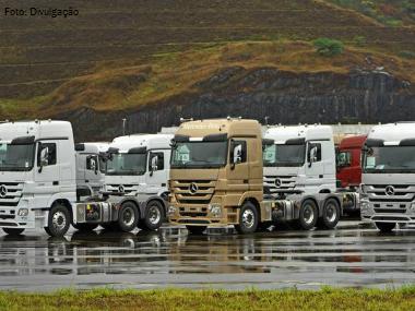 Governo pretende reabrir linha de crédito para compra de caminhões