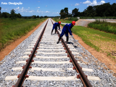 Governo transforma Valec em Empresa Brasileira de Ferrovias
