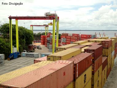 Porto Chibatão (AM) investe em ampliação de píer e pátios de armazenamento