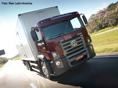 MAN Latin America conclui testes com diesel de cana