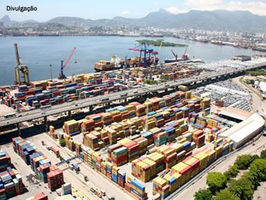 Portos brasileiros movimentaram 245,8 milhões de toneladas brutas no 3º trimestre de 2013