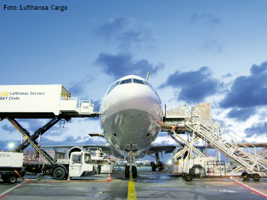 Lufthansa Cargo passa a operar voo para Lima, no Peru