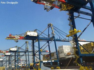 BTP inaugura terminal multiuso à margem direita do Porto de Santos (SP)