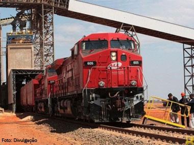 Terminal de Rondonópolis (MT) poderá movimentar dez milhões de toneladas de grãos em 2014