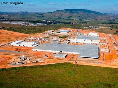 Nissan terá fábrica de motores no Complexo Industrial de Resende (RJ) ainda em 2014