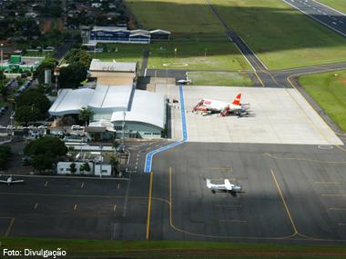 Aeroporto de Uberlândia (MG) será o primeiro intermodal do País