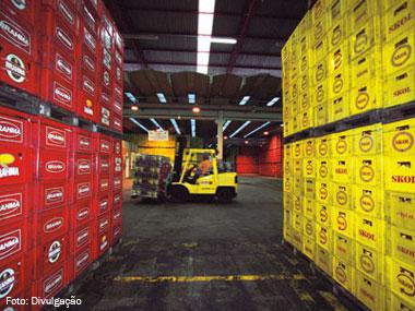 Ambev investe em segurança logística e reduz índice de acidentes quase pela metade