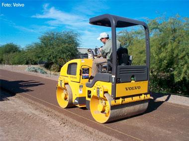 Volvo Construction Equipment expande participação no mercado brasileiro