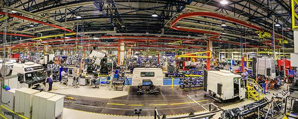 Fábrica da montadora no Paraná vai receber os aportes para produzir novos veículos