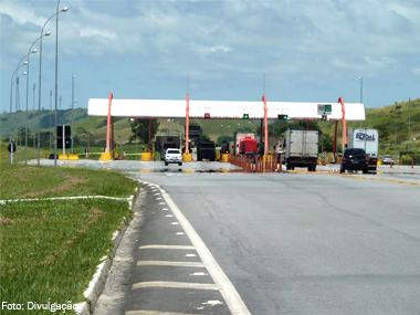 BR-393, no sul do RJ, passa a cobrar pedágio 2,17% mais barato