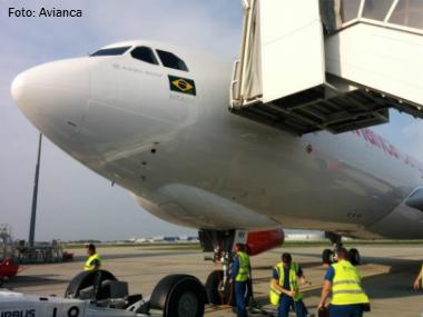 Avianca Cargo adquire aeronave Airbus A-330-200