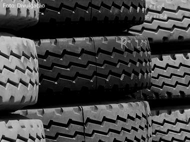 Indústria de pneus de carga importa 43,2% das unidades vendidas no Brasil