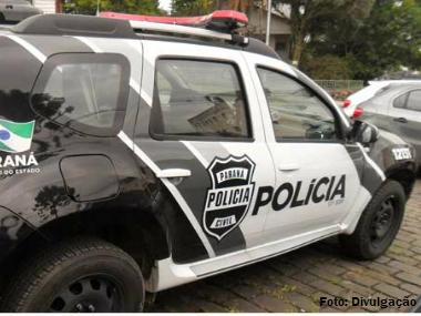 Polícia Civil do PR desmantela quadrilha de roubo de caminhões