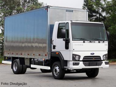 Ford soma 24,3% de participação no segmento de caminhões leves entre janeiro e abril