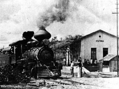 Estrada de Ferro Vitória a Minas completa 110 anos em atividade