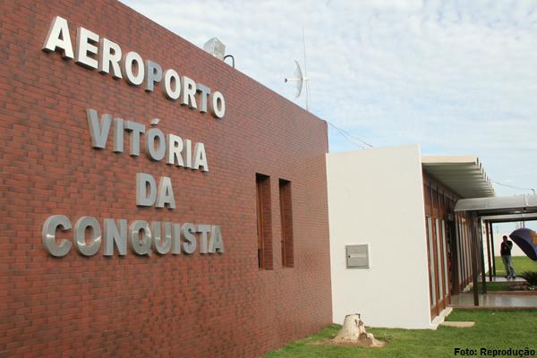 Aeroporto Vitória da Conquista