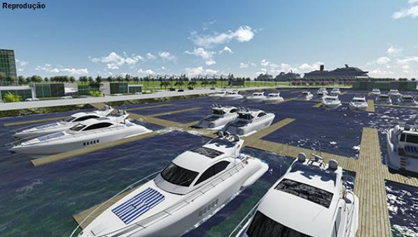 Porto de paranaguá-marina-turismo