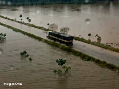 Rodovias do Paraná seguem com mais de 40 pontos de alagamento