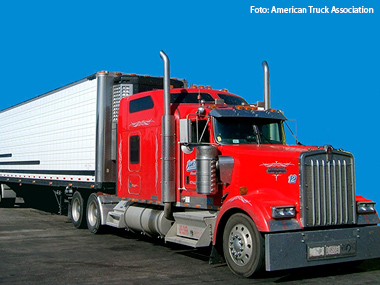 Estados Unidos suspendem regras de descanso para motoristas de caminhão