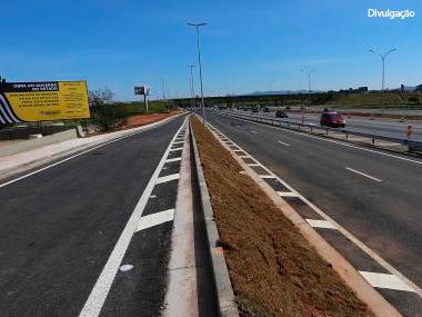 Governo de SP inaugura nova pista marginal na Rodovia Ayrton Senna