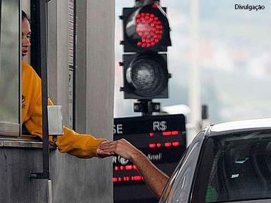 Pedágio fica mais caro a partir de hoje nas rodovias paulistas