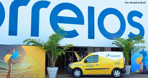 renault-kangoo-eletrico-correios