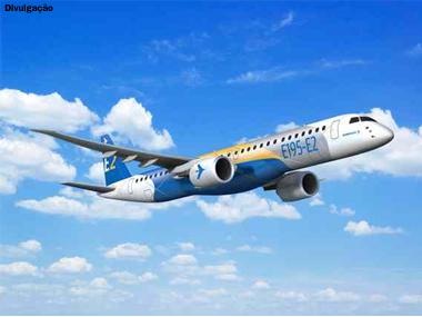 Azul firma acordo para aquisição de até 50 jatos Embraer E195-E2