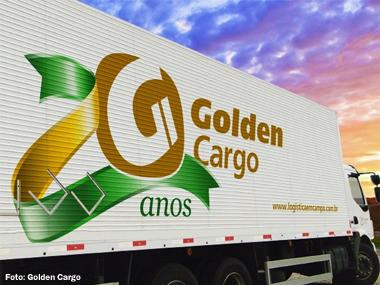Golden Cargo comemora 20 anos de atividade