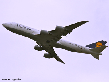 Boeing entrega para Lufthansa o 1500º Jumbo fabricado