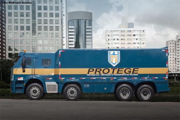 Protege Atender 225 Demanda De Transporte De Valores No Rio