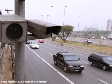 Saiba onde estão localizados os radares de velocidade da cidade de São Paulo