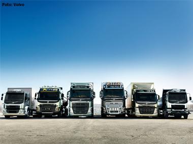 Volvo desiste de lançar nova marca de caminhões no Brasil