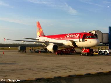 Avianca opera com 17 novos slots no Aeroporto de Congonhas (SP)