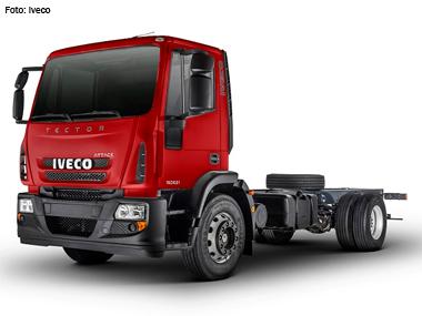 Iveco inaugura geração Economy com novo Tector de 15 toneladas