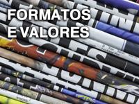 FORMATOS E VALORES MINIATURA