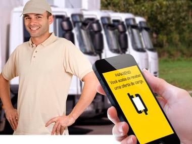 Um projeto inovador para ajudar o transporte de cargas