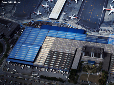 Grupo de assaltantes furta carga milionária no TECA do Aeroporto de Guarulhos (SP)