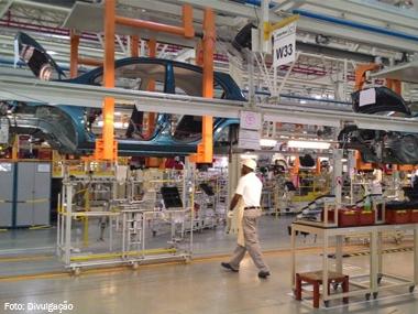 Nissan comemora um ano de produção em Resende (RJ)