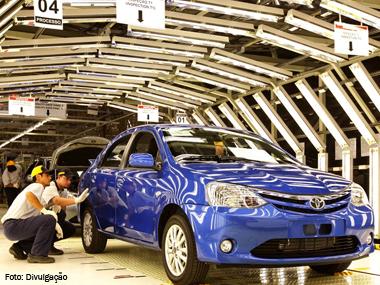 Toyota mantém planejamento e investirá R$ 100 milhões em unidade de Sorocaba (SP)
