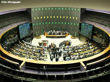 Câmara dos Deputados aprova desoneração da folha de pagamento