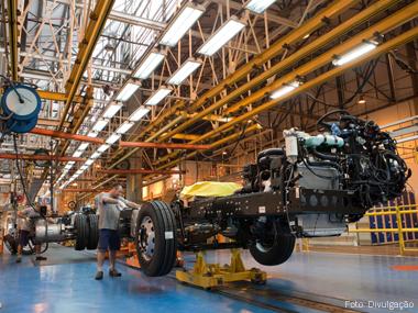 Vendas de veículos no Brasil apresentam queda de 20,6% no 1º semestre