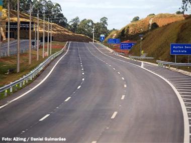 Trecho Leste do Rodoanel (SP-21) é inaugurado