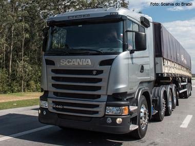 Scania atende a pedido do G10 e lança cavalo mecânico 8×2