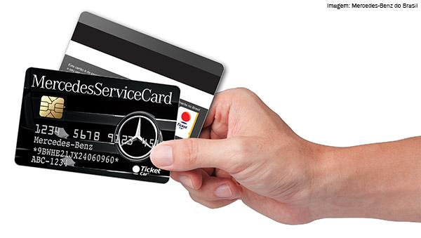 Mercedes benz aposta na parceria com a ticket para for Mercedes benz interview questions