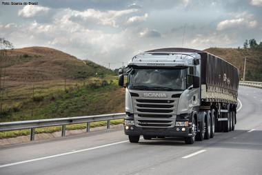 Scania facilita compra de caminhões pesados