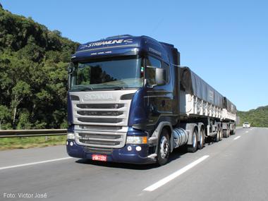 Testamos o Scania R 480 LA 6×4 Highline