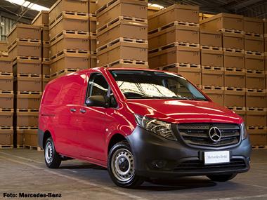 Mercedes-Benz do Brasil apresenta novidades em caminhões, vans e furgões