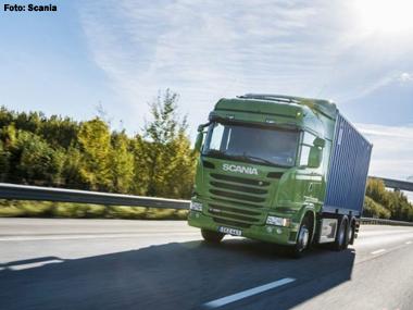 Scania apresenta seu primeiro caminhão híbrido